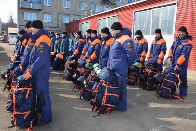 Штабная тренировка в Мордовии