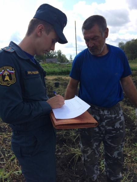 В Лямбирском и Кочкуровском районах сотрудники МЧС провели профилактические мероприятия с жителями пяти населенных пунктов.