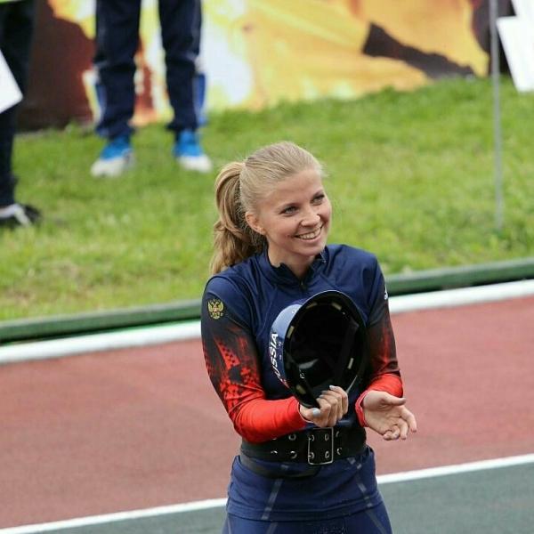 Сотрудница Главного управления МЧС России по Республике Мордовия на международных соревнованиях выиграла несколько золотых медалей.