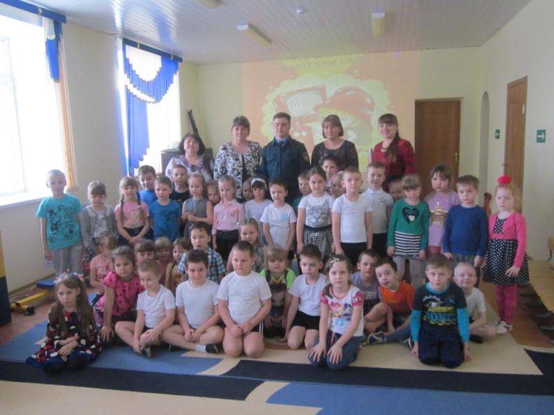 В Ромодановском районе проведена профилактическая работав нескольких учебных заведениях.