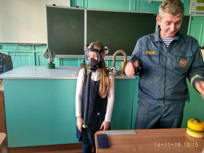 Обучение детей мерам пожарной безопасности