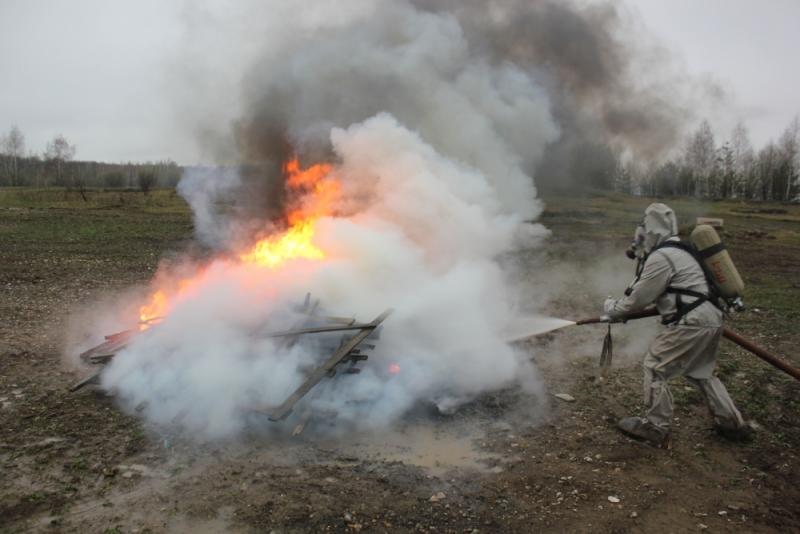 Командно-штабные учения с муниципальным звеном территориальной подсистемы РСЧС
