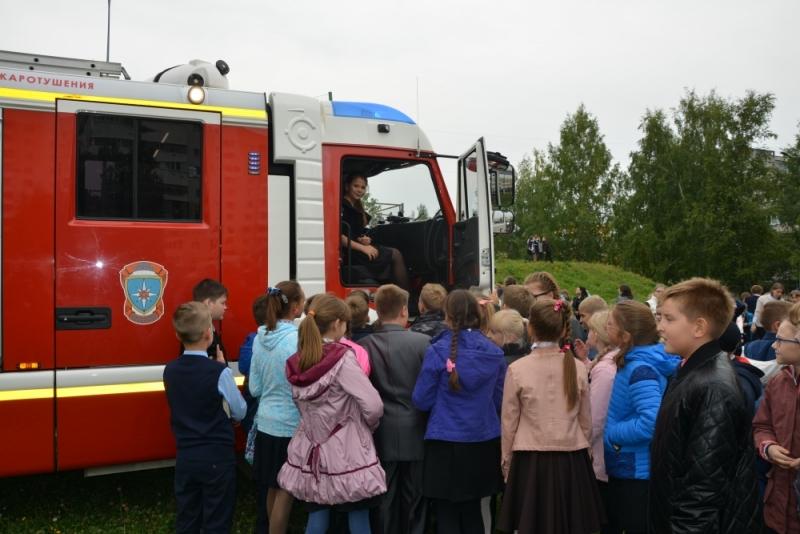Учебные эвакуации в школах Мордовии
