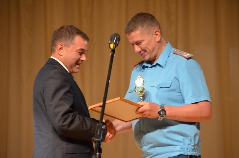 Состоялся конкурс пожарных и спасателей Мордовии, посвящённый Году гражданской обороны.