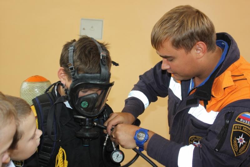 Всероссийский открытый урок в Мордовии