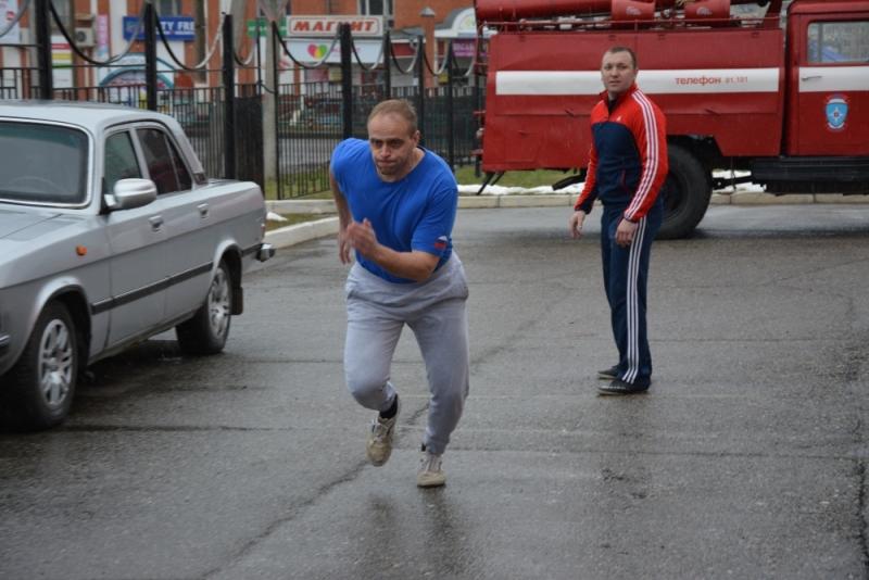 Лучшие пожарные Мордовии