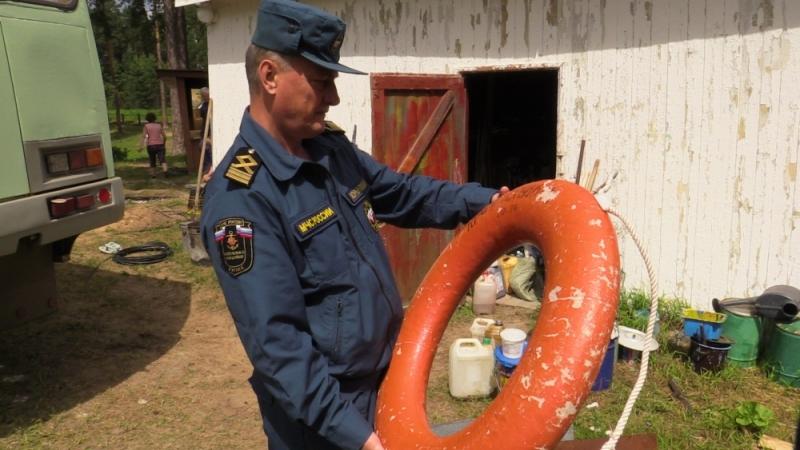 К купанию в лагерях готовятся 17 мест