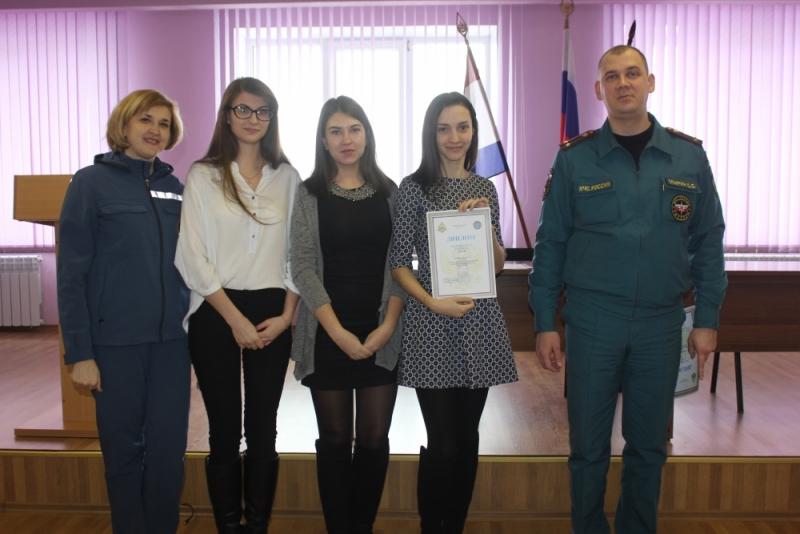 Студенты - психологи Мордовии готовы к ЧС