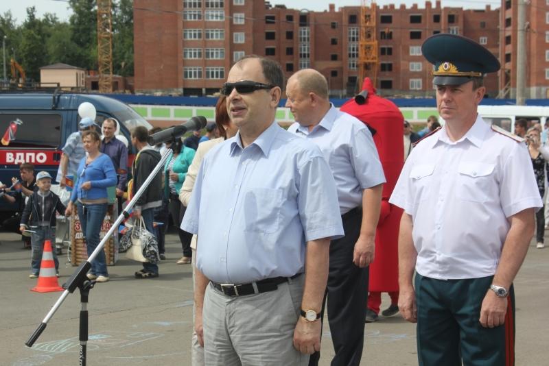 День России и день 374-летия со дня основания города Саранска