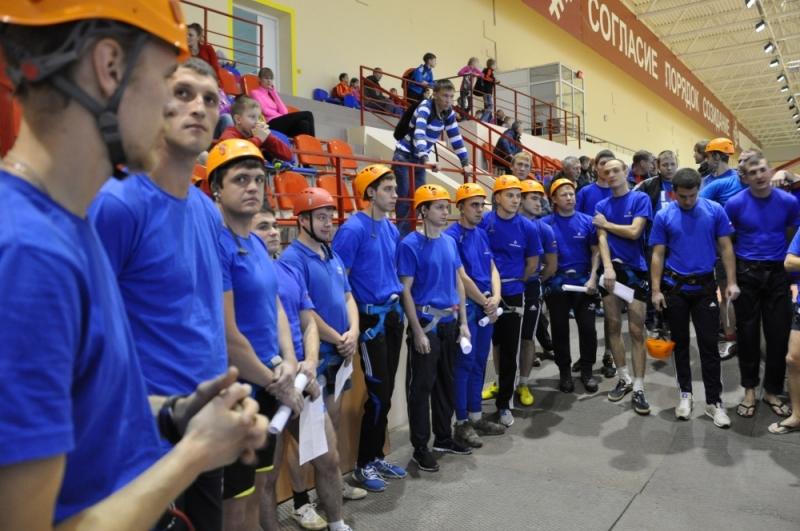 Чемпионат по скалолазанию