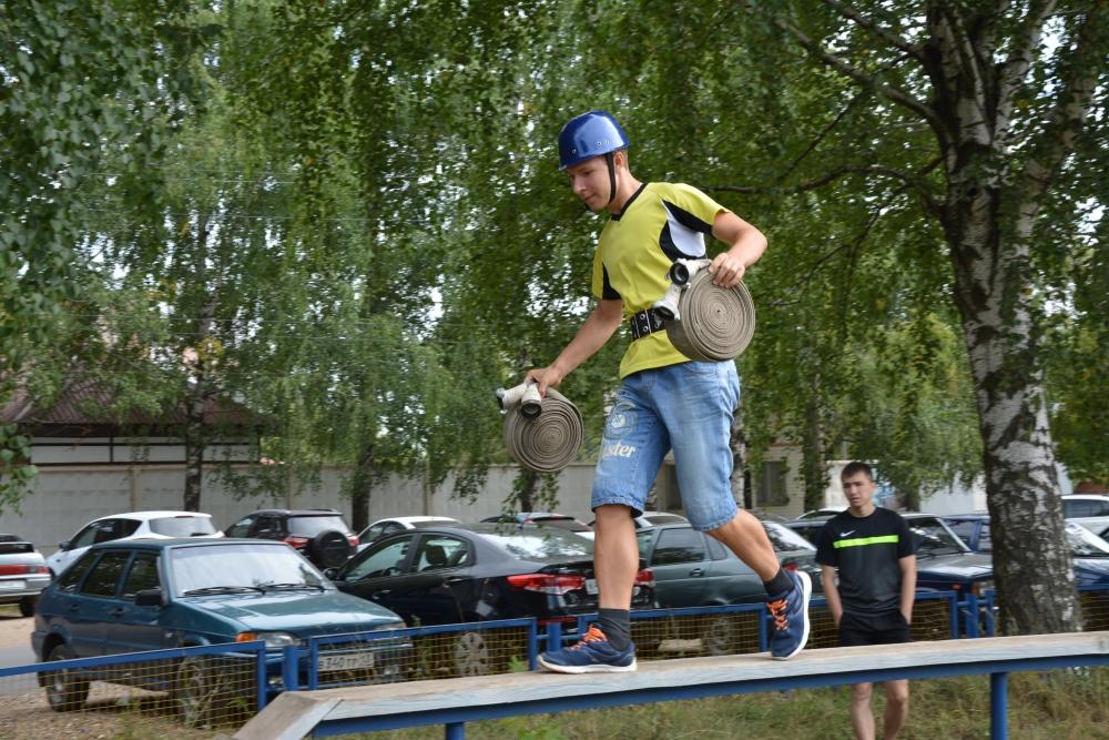 В Мордовии подошли к концу ежегодные республиканские соревнования «Движения юных патриотов».