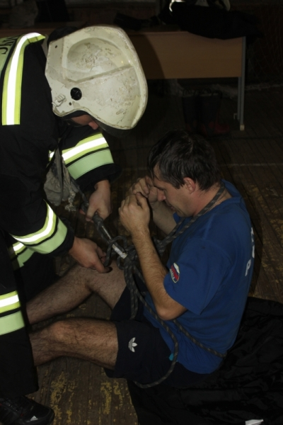 Пожарные Мордовии повышают квалификацию