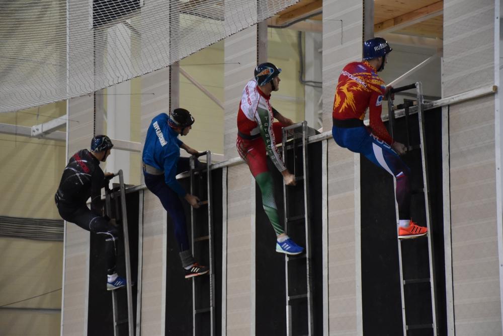 XV Всероссийских соревнований по пожарно-спасательному спорту