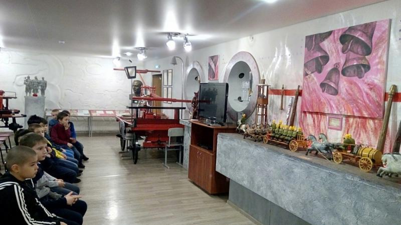 Религиозное общество организовало экскурсию в музей МЧС