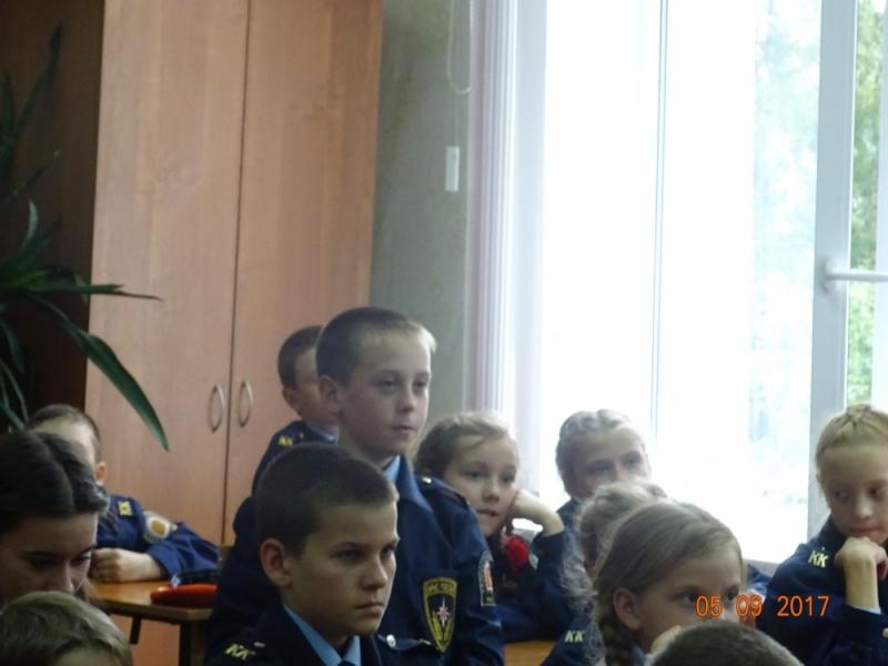 В рамках Года гражданской обороны в Комсомольской школе № 1 Чамзинского района Республики Мордовия отработаны действия при возникновении условного пожара и не только.
