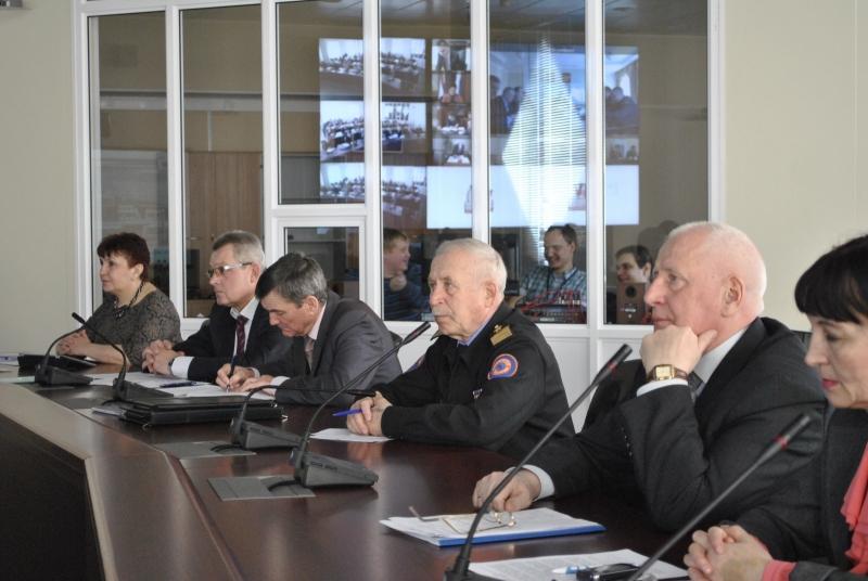 В Мордовии состоялось заседание КЧС