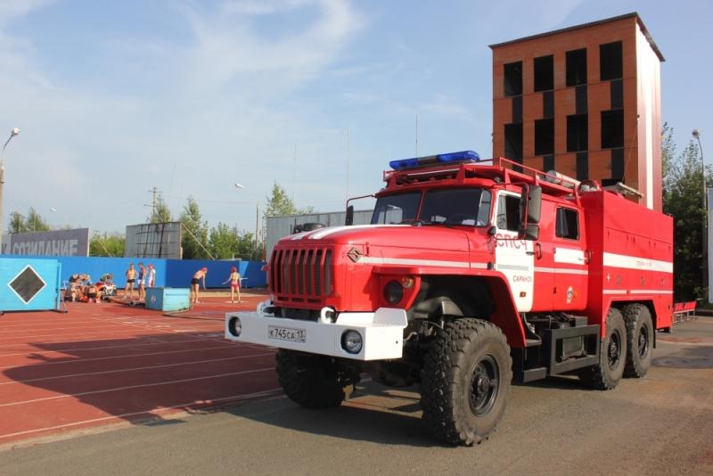 Сборная России готовится в Мордовии