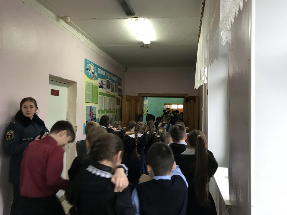 Инструктажи со школьниками