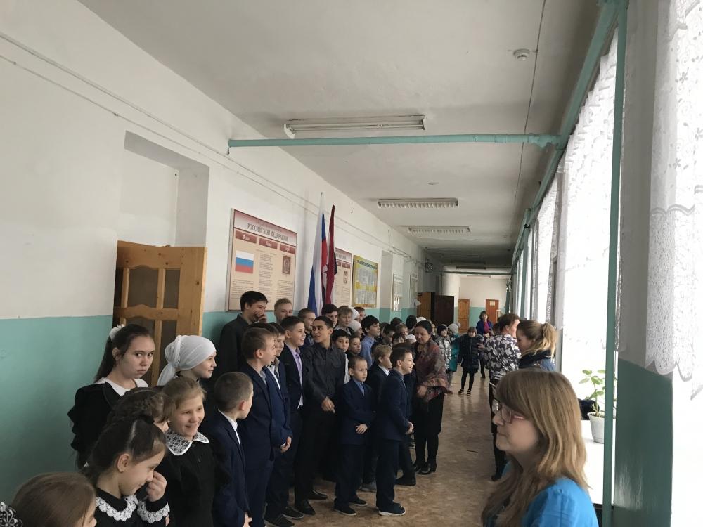Профилактические занятия в Аксеновской школе