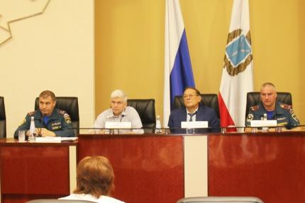 Саратов готовится к Чемпионату Мира: итоговое совещание Оргкомитета