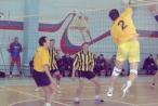Сотрудники МЧС стали вторыми в первенстве по волейболу