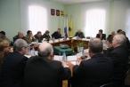 Заседание КЧС в Ровенском районе