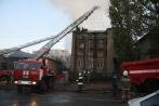 За сутки на пожарах погибли 2 человека