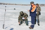 Ходить по льду стало небезопасно!