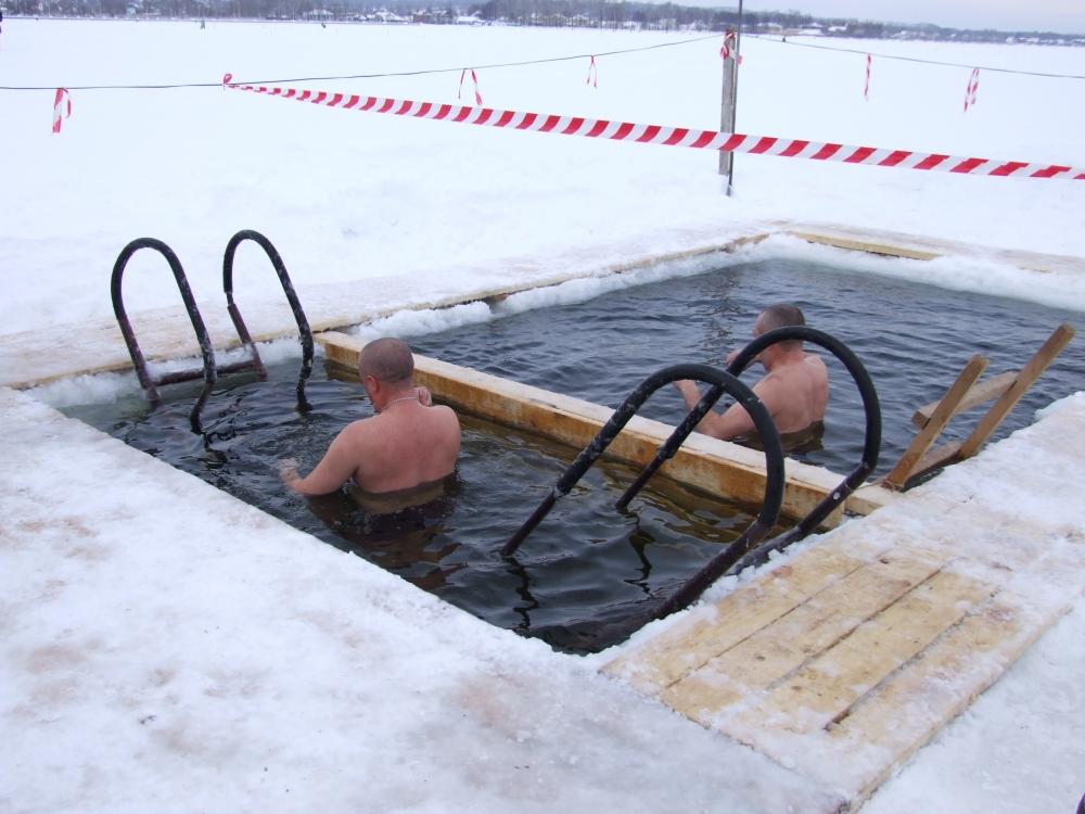 Крещенские купания - 2016