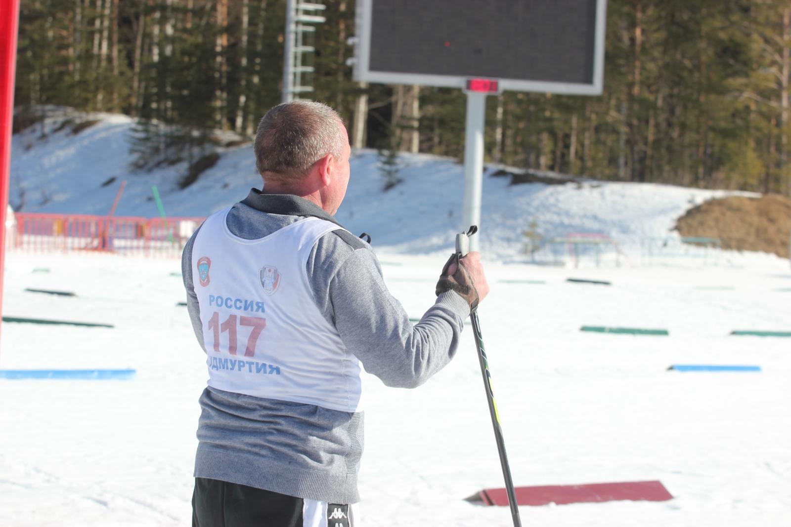 Победа в спорте – залог упорства!