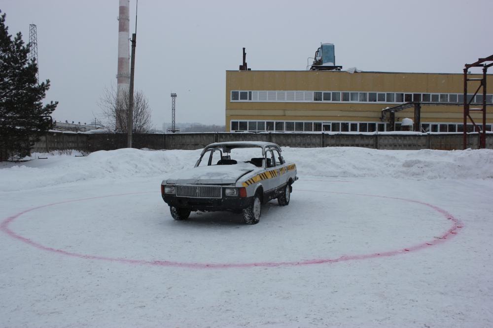 Соревнования по ДТП