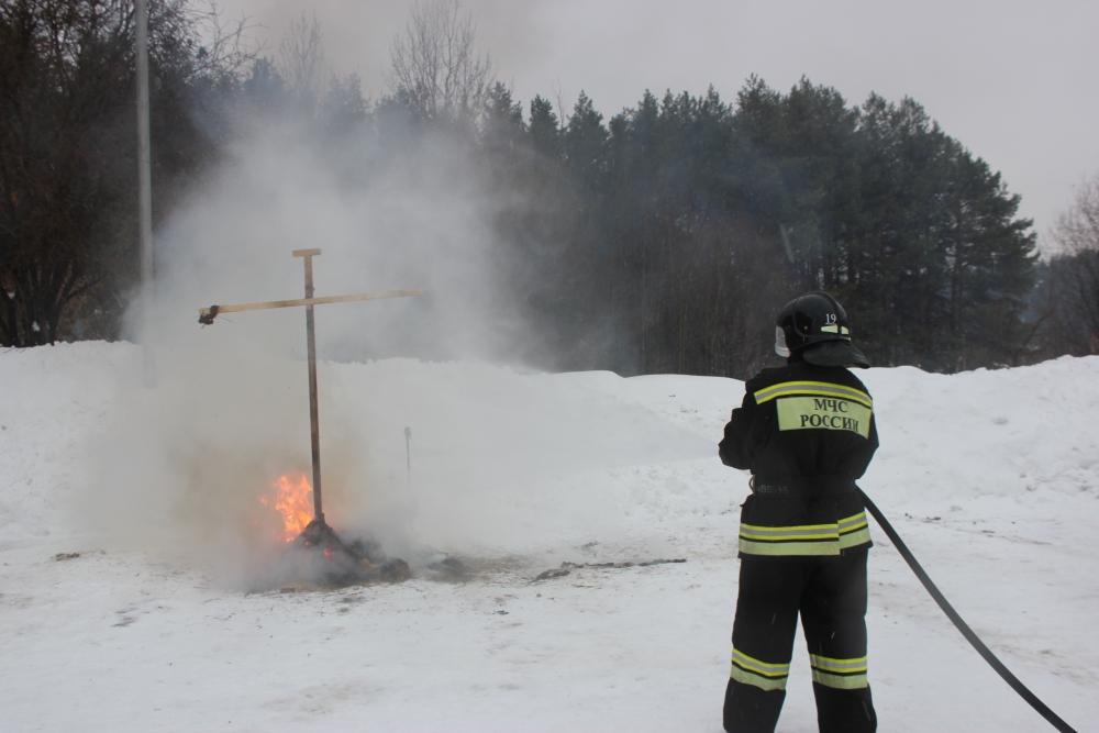 Противопожарная Масленица