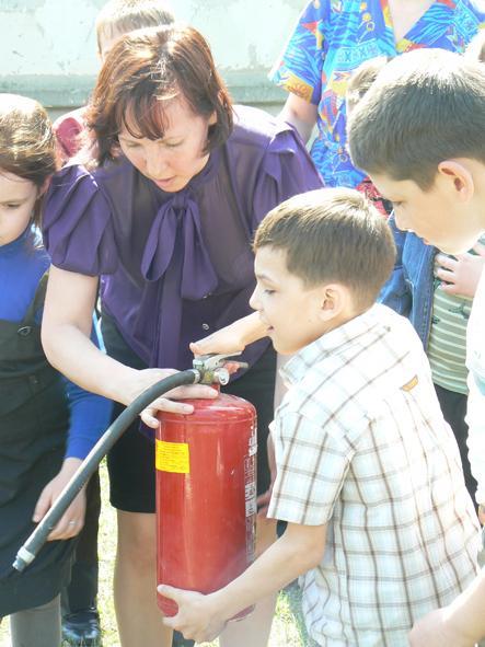 Профилактика пожаров среди школьников