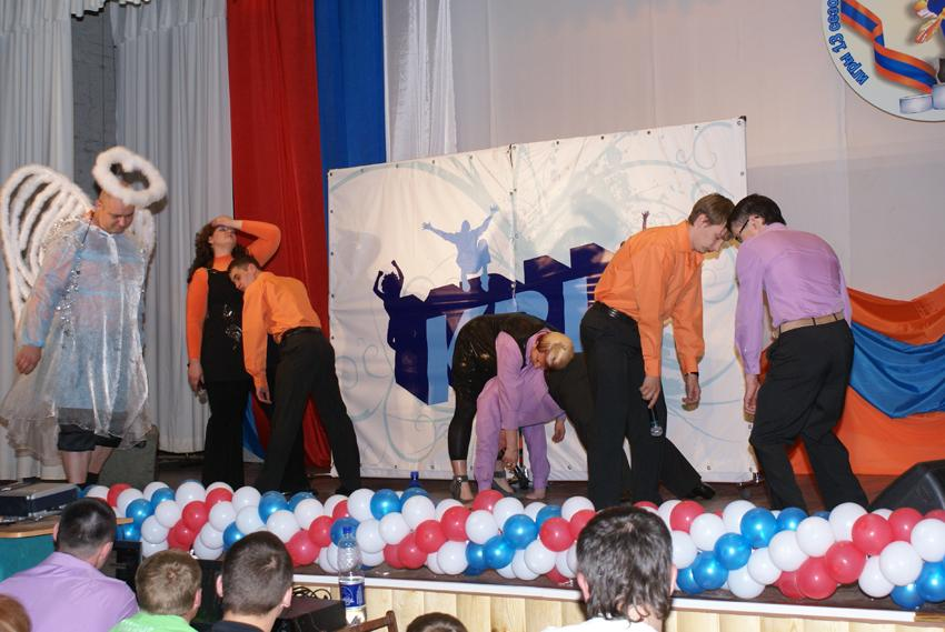 Игры КВН МЧС России