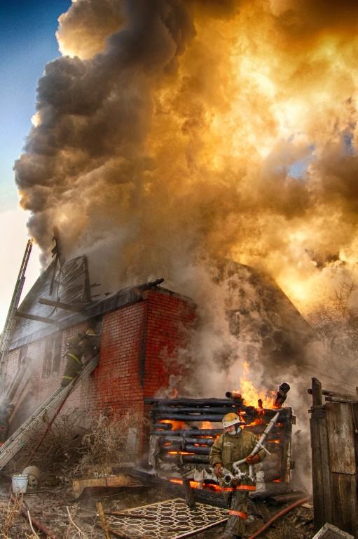 Фотоархив ЧС и пожаров