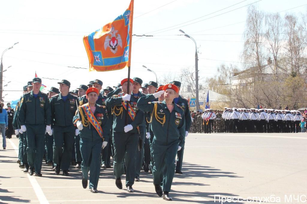 Парад Победы 9 мая 2013г.