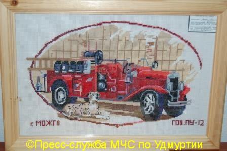 Республиканский конкурс творческих работ по противопожарной тематике