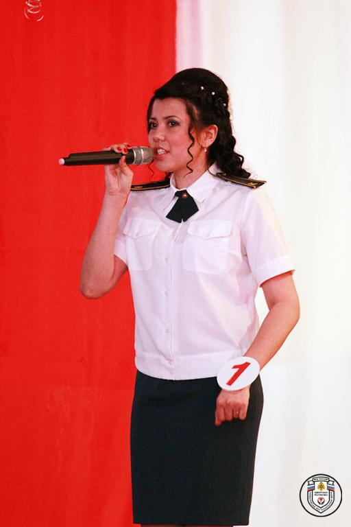 Мисс МЧС 2014