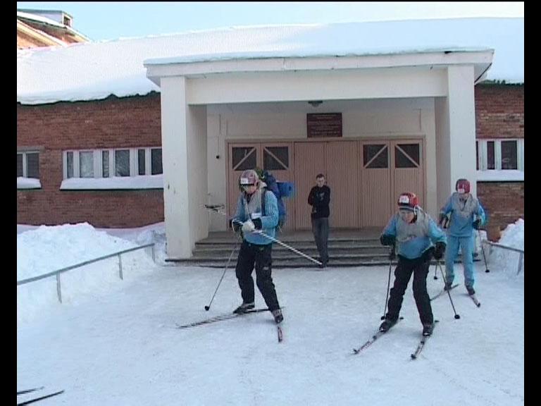 Школа безопасности в зимний период