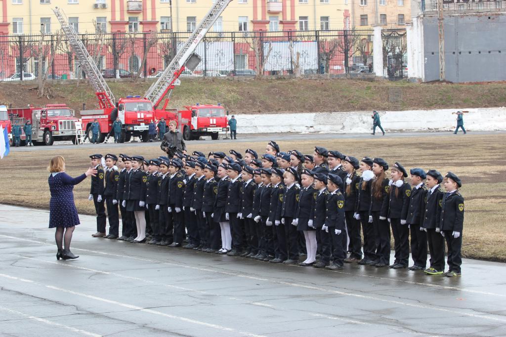 365 лет пожарной охране России