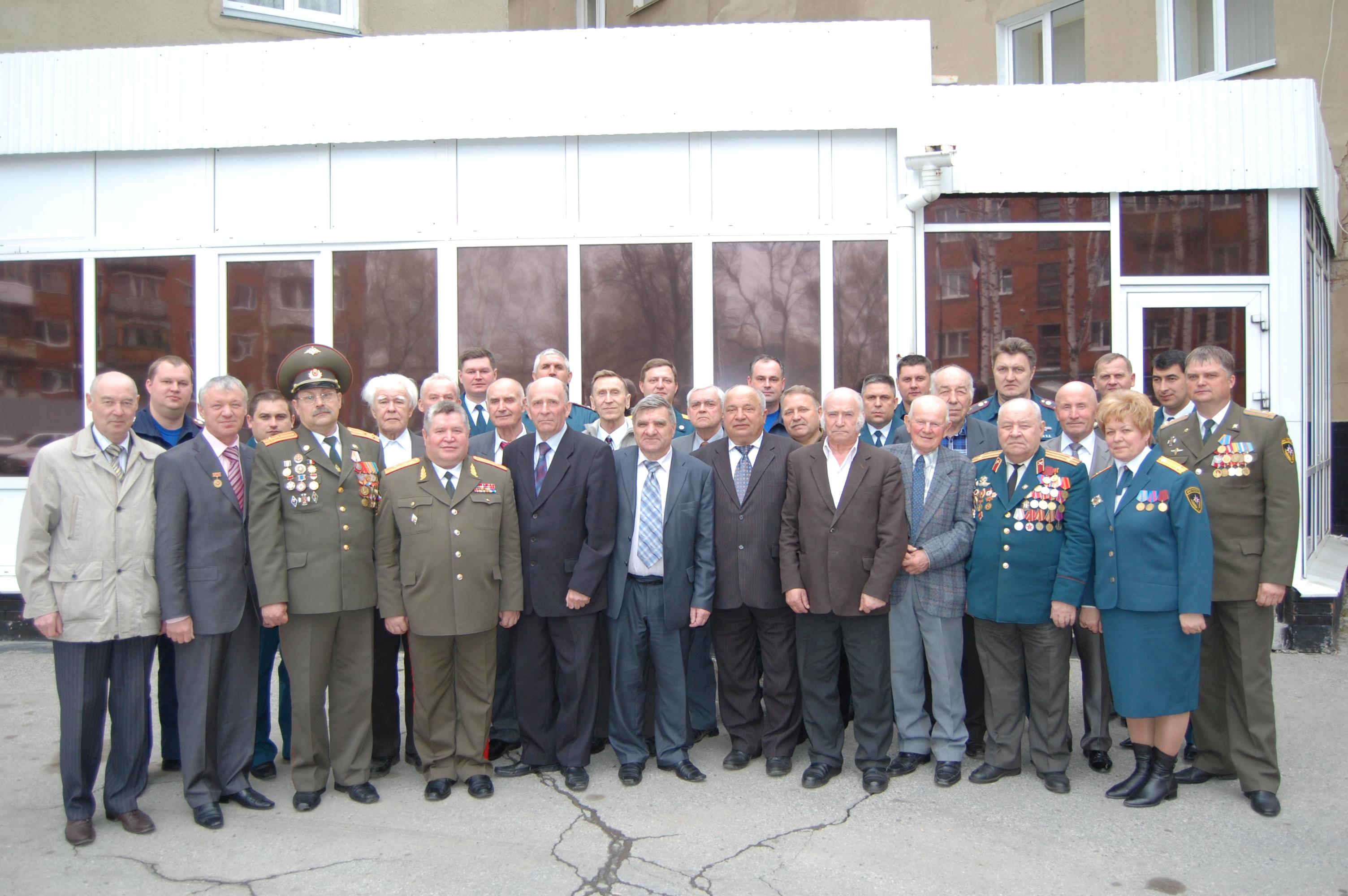 30 апреля - День пожарной охраны России