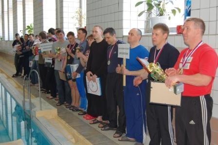 Спартакиада ПРЦ по плаванию
