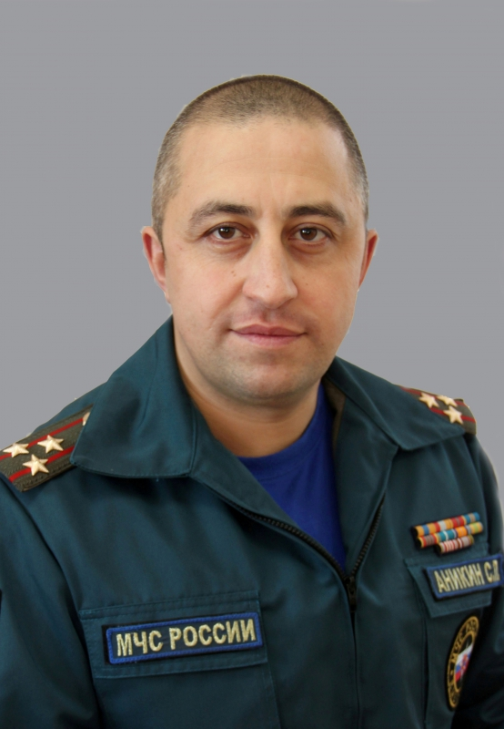 Аникин Сергей Петрович