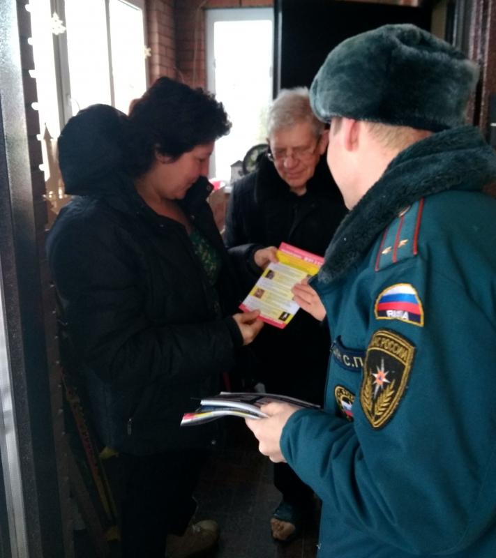 Противопожарные рейды прошли во всех районах Ульяновска