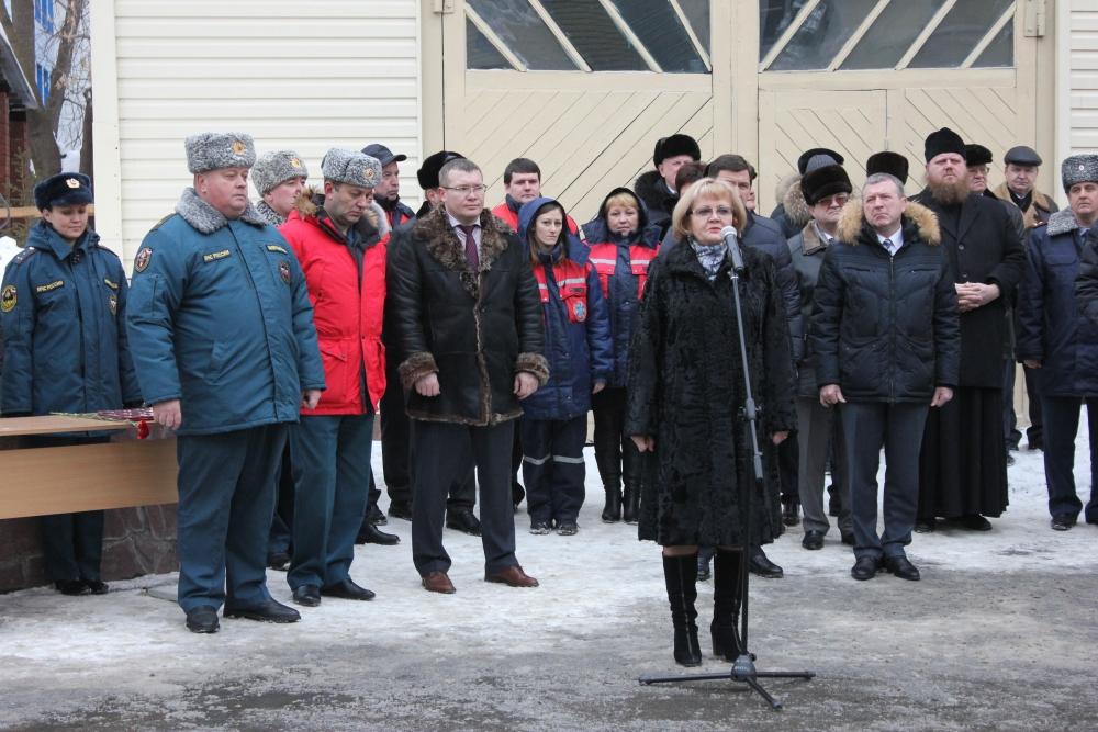 11.02.2016 В г.Екатеринбурге открыли здание Центра обработки вызовов Системы - 112