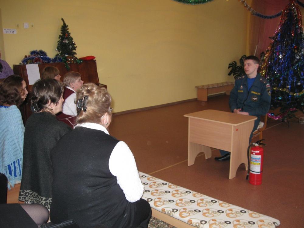 01-10.01.2016 Мероприятия по профилактике пожаров в новогодние и рождественские праздники
