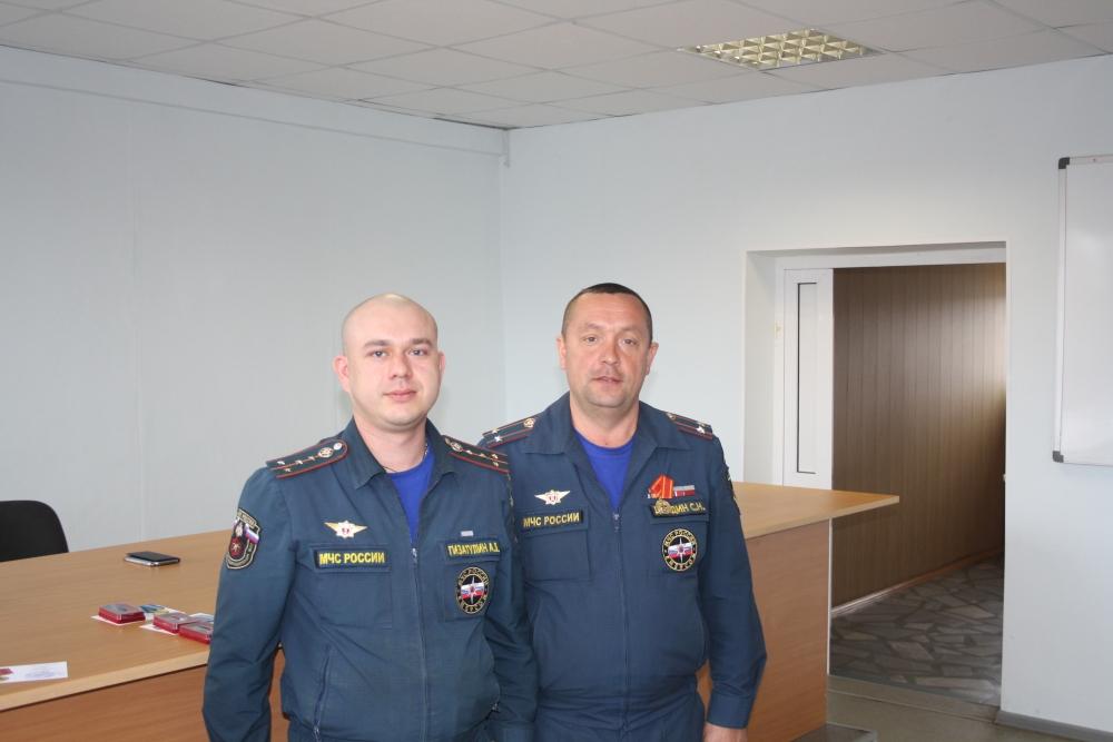 28.04.2018 года в СПСЧ № 1 состоялось совещание, посвященное дню пожарной охраны России