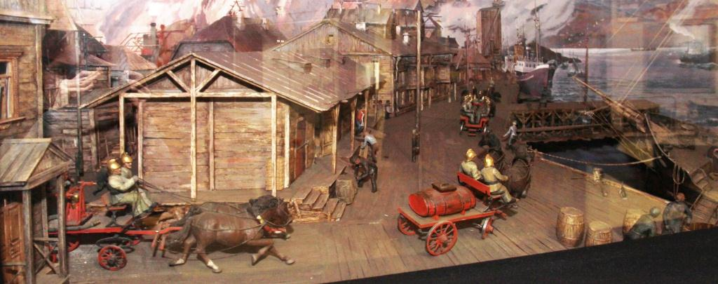 Фото экспозиции музейно-выставочного центра