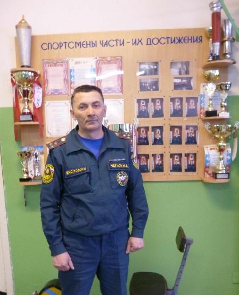 Чернов Михаил Анатольевич