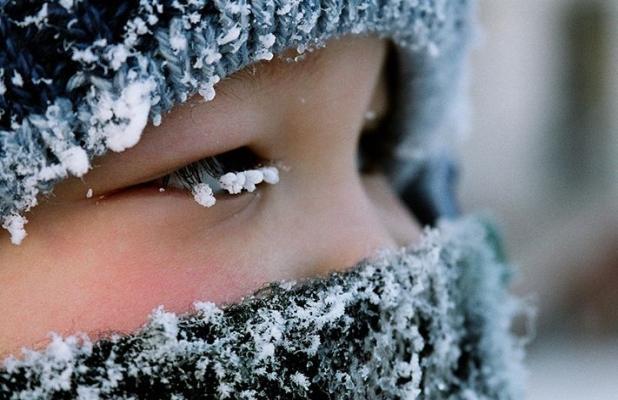 Как правильно одевать ребенка в мороз